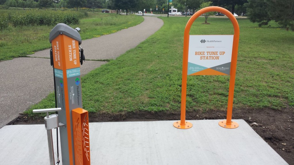 Lafayette Bike Station example